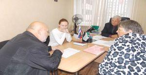 Прием граждан по личным вопросам у председателя Думы Каменского городского округа